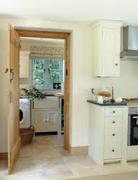 utility room from the kitchen border oak kitchen pinterest