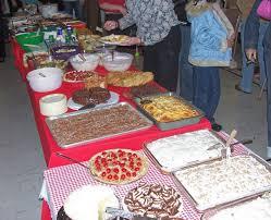 multi cuisine meaning potluck