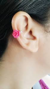 cuff piercing non piercing ear cuff cartilage earring faux ear piercing
