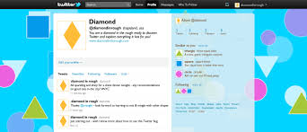 layout of twitter page twitter social media should not hurt your head