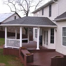 Covered Deck Ideas 102 Best Front Porch Open Porch And Covered Deck Design Ideas
