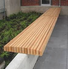 Replace Wood Slats On Outdoor Bench Timberform Site Furnishings