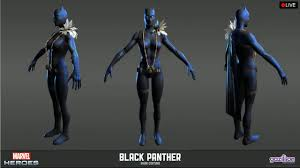 Black Panther Marvel Halloween Costume Black Panther Shuri Costume Picture U2014 Marvel Heroes Omega