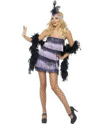Roaring 20s Halloween Costumes Halloween Roaring 20 U0027s Fever Flapper Costume Ebay