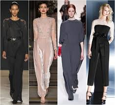 evening jumpsuits for jumpsuits 2014 2015 fall winter fashion trends cinefog