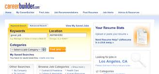 Top Job Sites To Post Resume by Five Online Job Search Sites You Wanna Check Out
