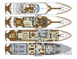 yacht floor plans 111 best yacht layout images on pinterest luxury yachts yacht