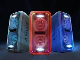 sony high powered bluetooth light up speaker gtk xb5 sony gtk xb7 high powered bt light up speaker 198 sounds good to