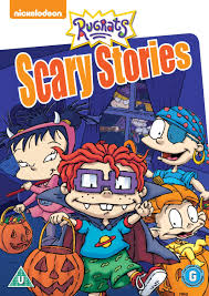 rugrats image rugrats scary stories dvd jpg nickelodeon fandom