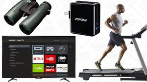 best black friday deals for treadmills saturday u0027s best deals hunting gear roku smart tv treadmill and