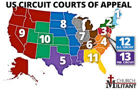 federal circuit court map to fill 100 vacancies on federal bench