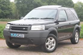 used land rover freelander 3 doors for sale motors co uk