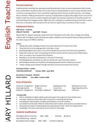 Sample Resume Of A Teacher by Download Teacher Resume Template Haadyaooverbayresort Com