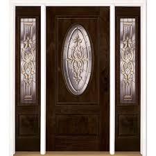 Cheap Exterior Doors For Home by Mahogany Front Doors Exterior Doors The Home Depot