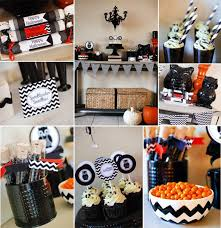 Halloween Decor Clearance Halloween Baby Shower Decorations Halloween Place Settings Paper