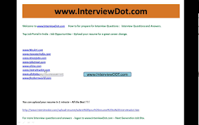 Online Resume Site by Top Job Websites In India Resume Cv Upload For Great Career Youtube