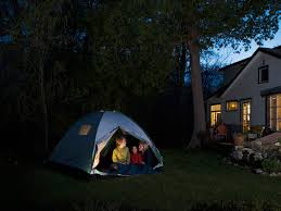 Backyard Camping Ideas Preschoolers Articles And Advice