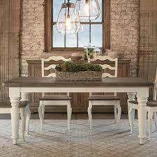 bassett dining room furniture bassett dining tables farmhouse 4015 4272 weathered barn