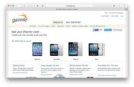 how to sell your ipad imore