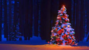 desktop christmas tree christmas lights decoration