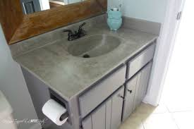 How To Paint A Bathroom Vanity 11 Low Cost Ways To Replace Or Redo A Hideous Bathroom Vanity