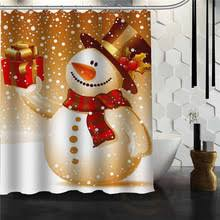 Santa Curtains Popular Santa Shower Curtains Buy Cheap Santa Shower Curtains Lots