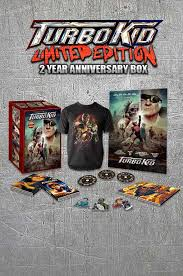 turbo kid 2 anniversary box limited edition epic pictures