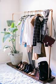 the 25 best clothes rail ideas on pinterest wardrobe rack with