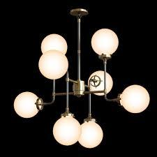 glass chandelier globes globe chandelier lighting lilianduval