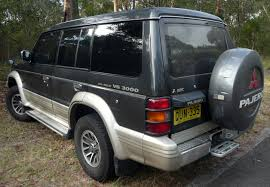 mitsubishi pajero v6 3000 photo gallery complete information