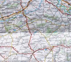 Bavaria Germany Map by Map Of Southeastern Germany U0026 Bavaria Michelin U2013 Mapscompany