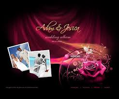 wedding album templates album flash photo gallery template