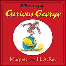 treasury curious george rey margret rey