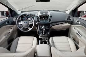 Ford C Max Hybrid Interior 2015 Ford Escape Reviews And Rating Motor Trend