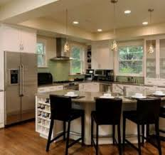 12 outstanding round kitchen island with seating designer