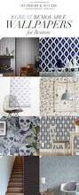 best 25 renters wallpaper ideas on pinterest temporary wall