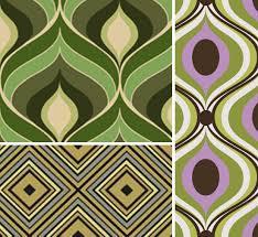 Retro Upholstery Design Process Project Retro Patterns In Illustrator Insight