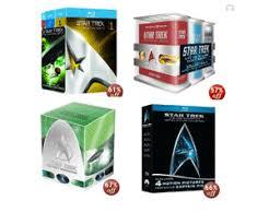 amazon box black friday black friday deal saves 60 off star trek box sets