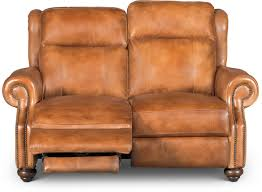 Leather Club Sofa Whiskey Light Brown Leather Power Reclining Sofa Loveseat