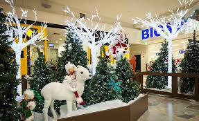 Commercial Shopping Center Christmas Decorations by Taigum Shopping Mall Commercial Christmas Decorations