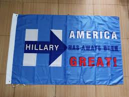 Custom 3x5 Flags Best Hillary Clinton For President 2016 Custom Flag 3 U0027x5