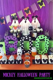 Halloween Birthday Party Ideas Pinterest by Toddler Halloween Party Ideas Best 25 Mickey Halloween Ideas