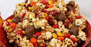 harvest caramel corn two crafting