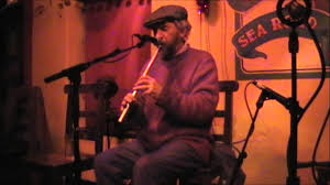 irish music the tin whistle played by ger carthy at the crane bar