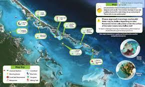 Map Bahamas Exuma Bahamas Map Exuma