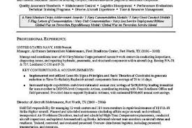 Aviation Resume Examples by Faa Resume Example Reentrycorps