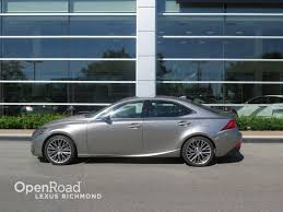 lexus richmond service used 2017 lexus is 300 awd for sale in richmond bc openroad
