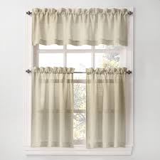 valance curtains kohls drapery treatments and kohls window