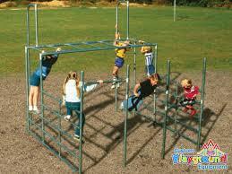 yard jungle gym playground equipment