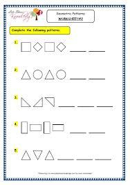 grade 3 maths worksheets 14 9 geometry geometric patterns in